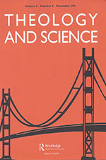 Theology and Science Cover